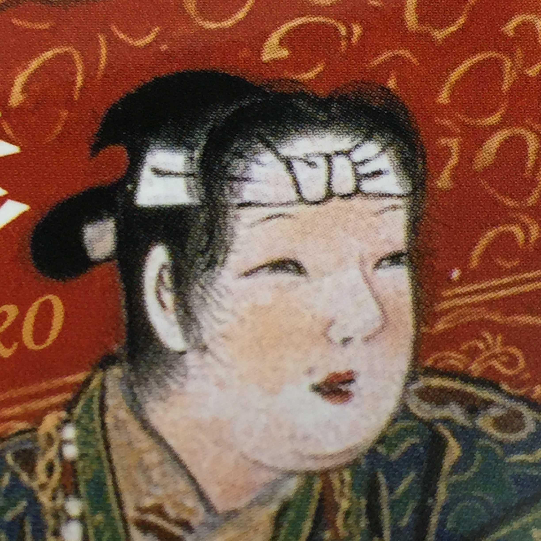 「歌舞伎図巻」 采女(うねめ) - 徳川美術館所蔵