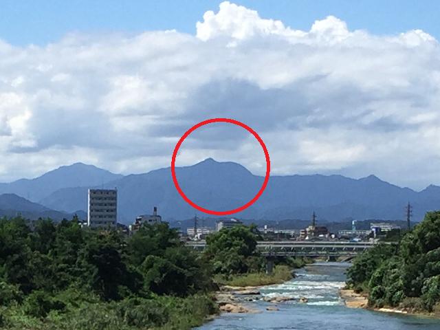 キューピー山(大岳山)