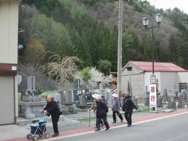 福島県檜枝岐村 - 老人