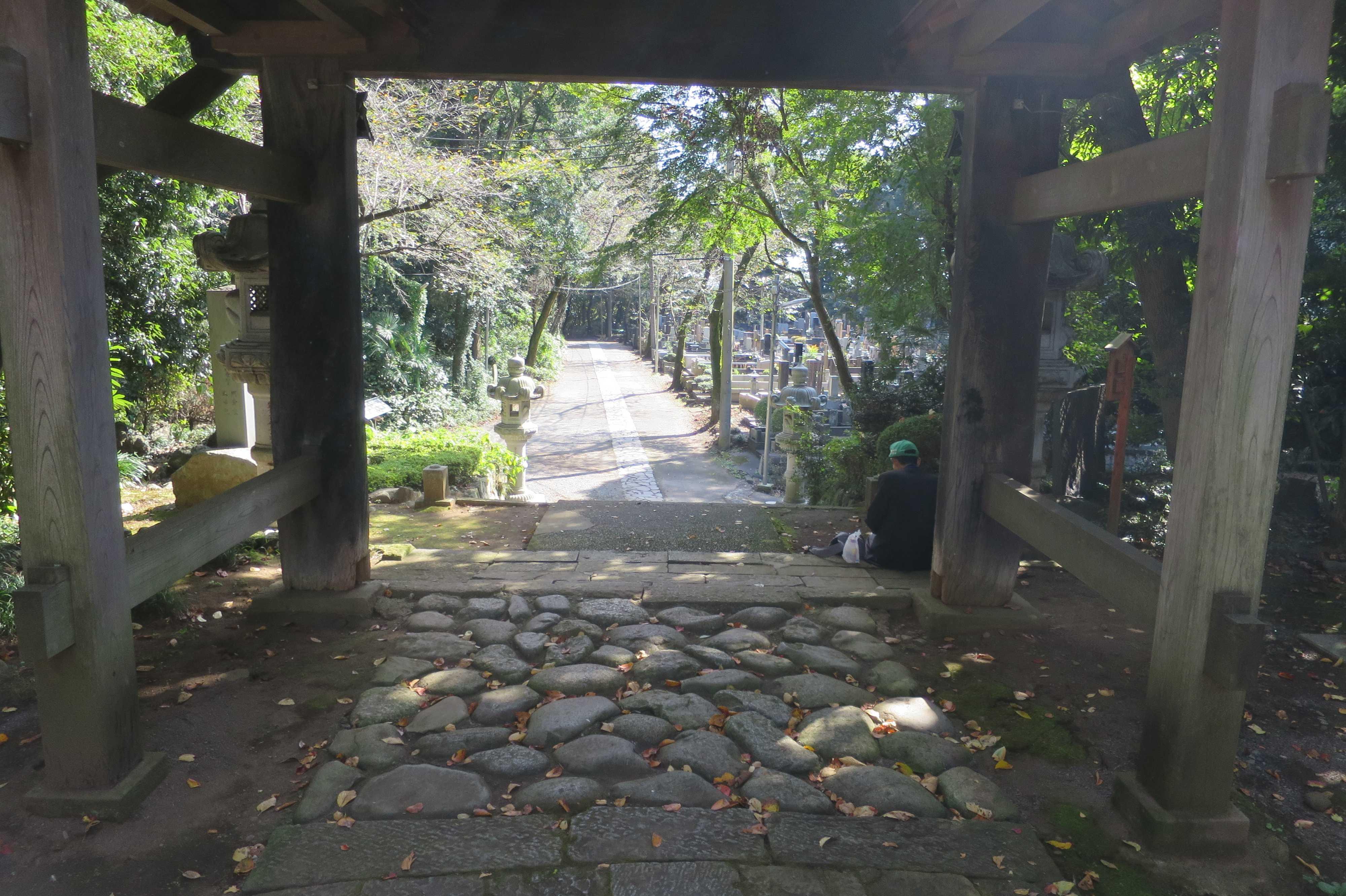 無量光寺 - 山門