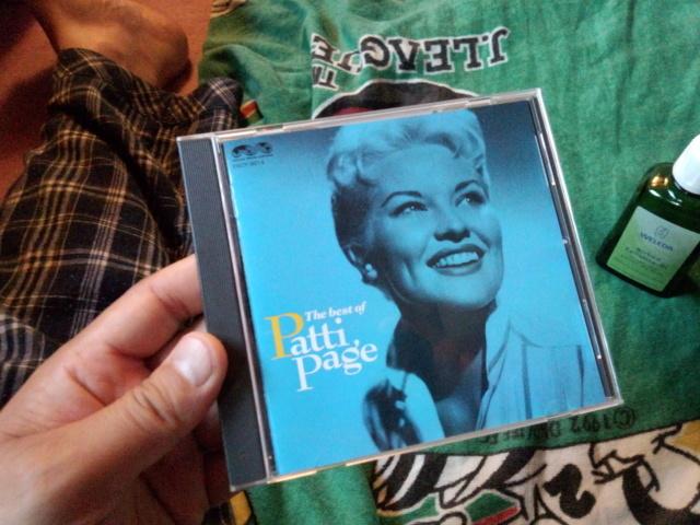 パティ・ペイジ(Patti Page)のベストアルバム