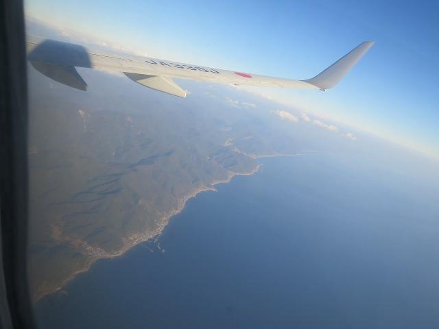 四国の海岸線