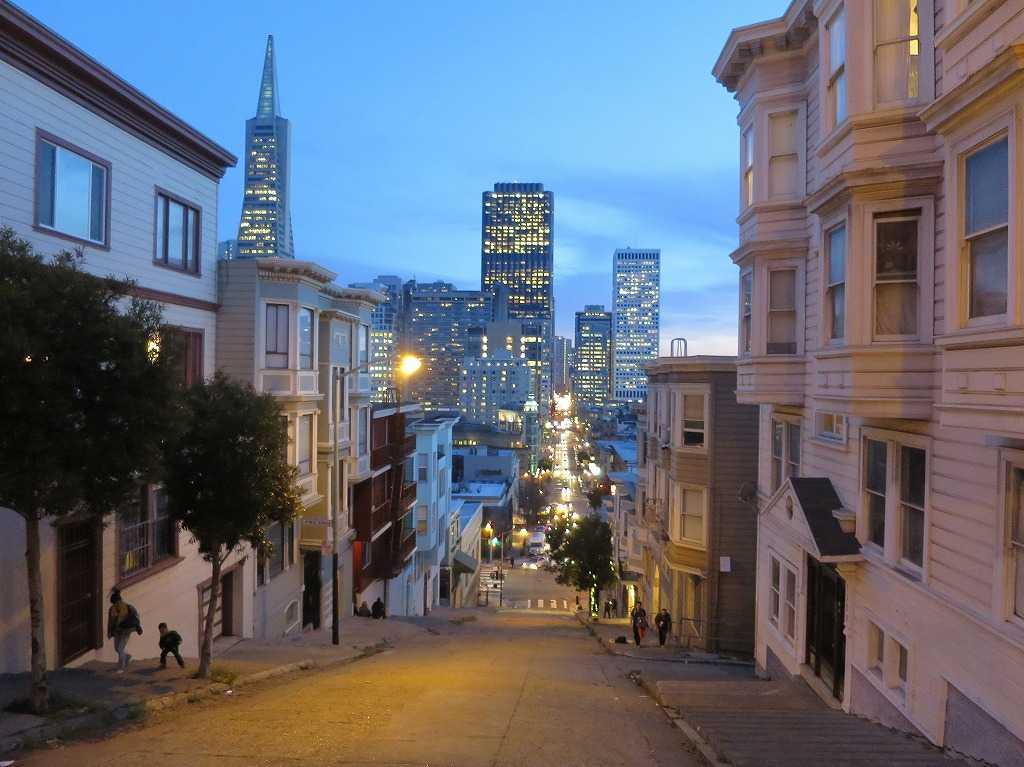 サンフランシスコ - サンフランシスコの母と子