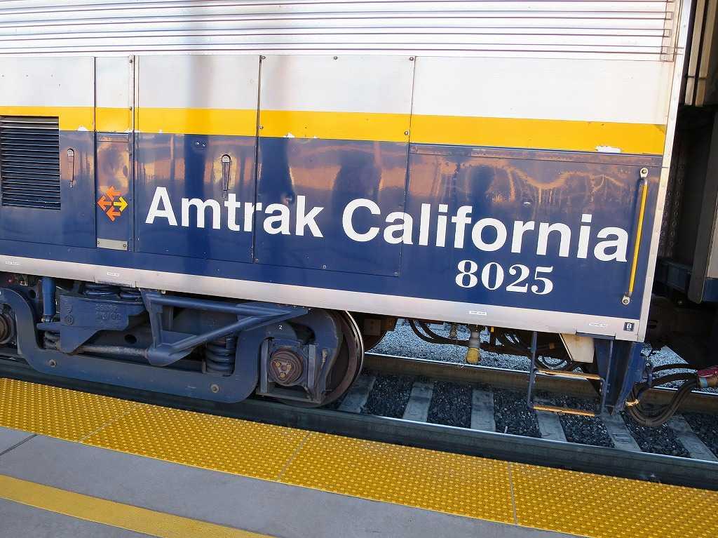 サンノゼ・ディリドン駅 - Amtrak(アムトラック)