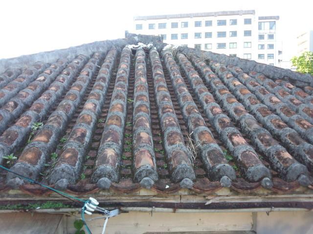沖縄赤瓦の家
