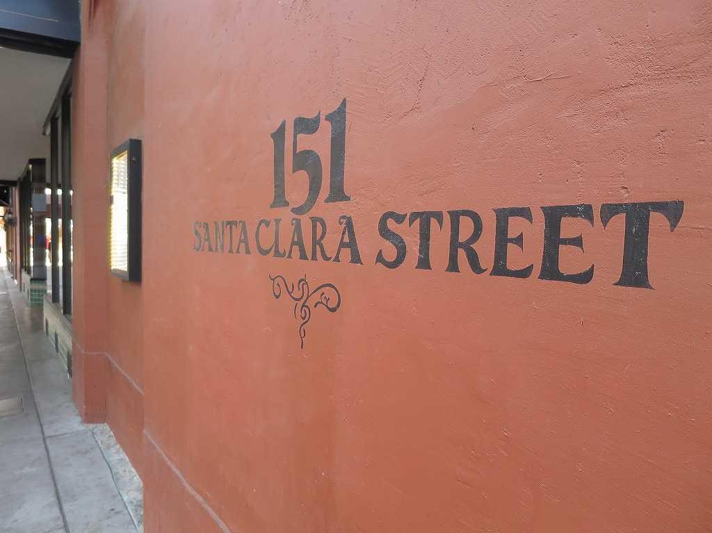 サンノゼ - 151 SANTA CLARA STREET