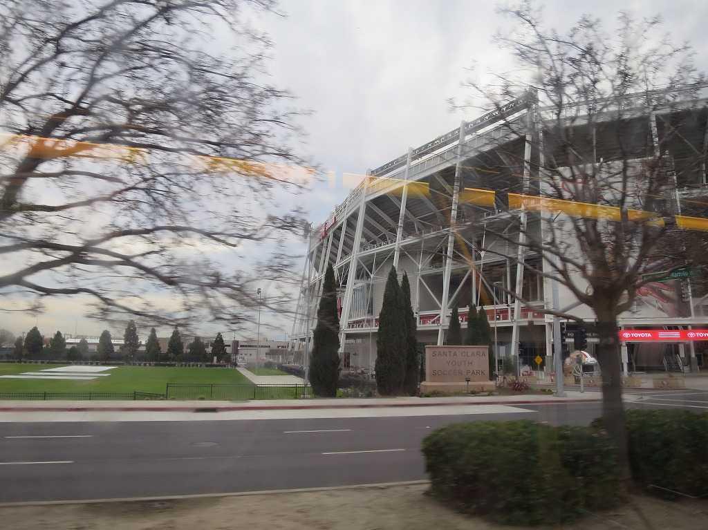 サンタクララ - リーバイス・スタジアム(Levi's Stadium)
