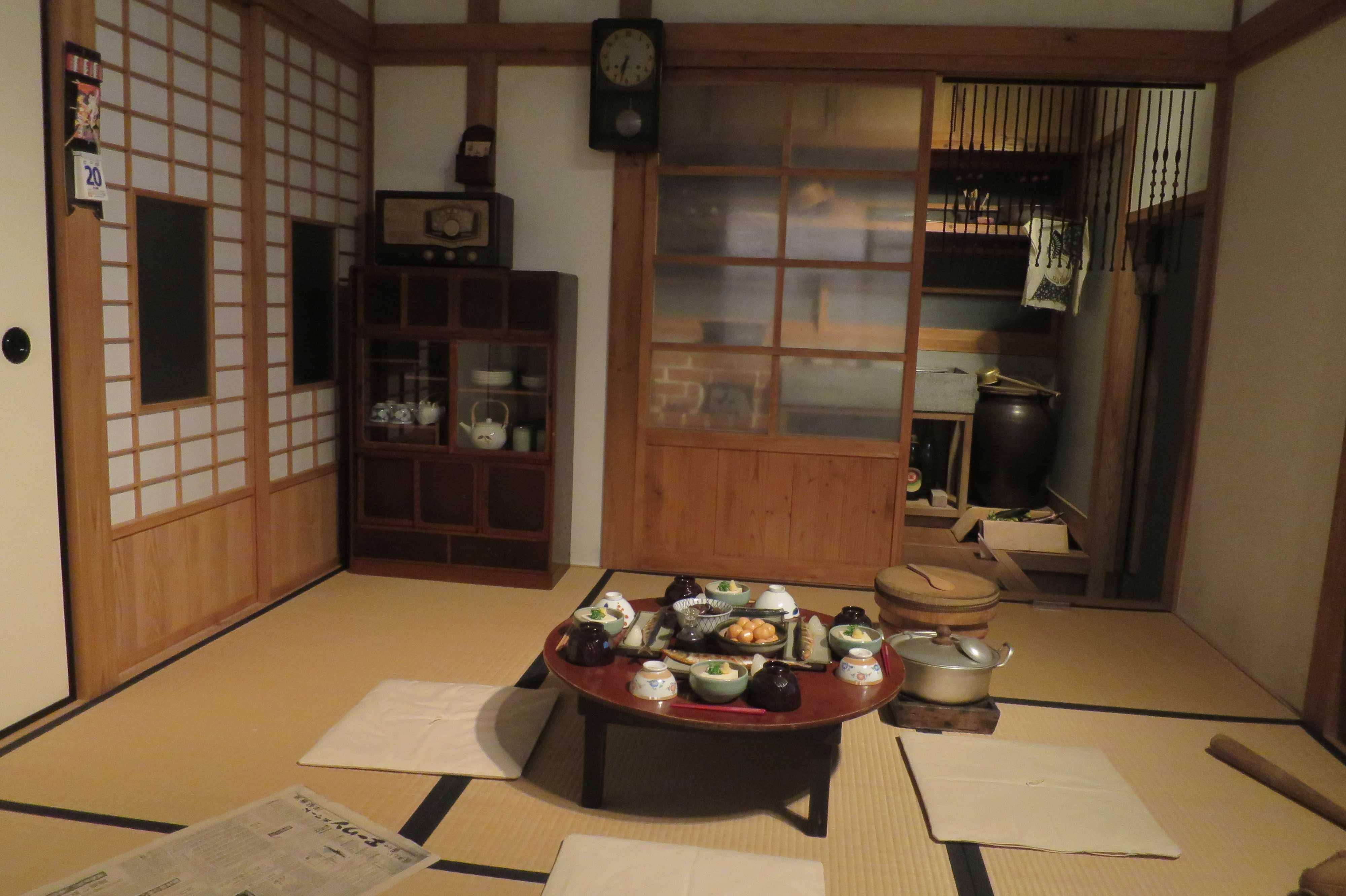高松の戦後の住宅