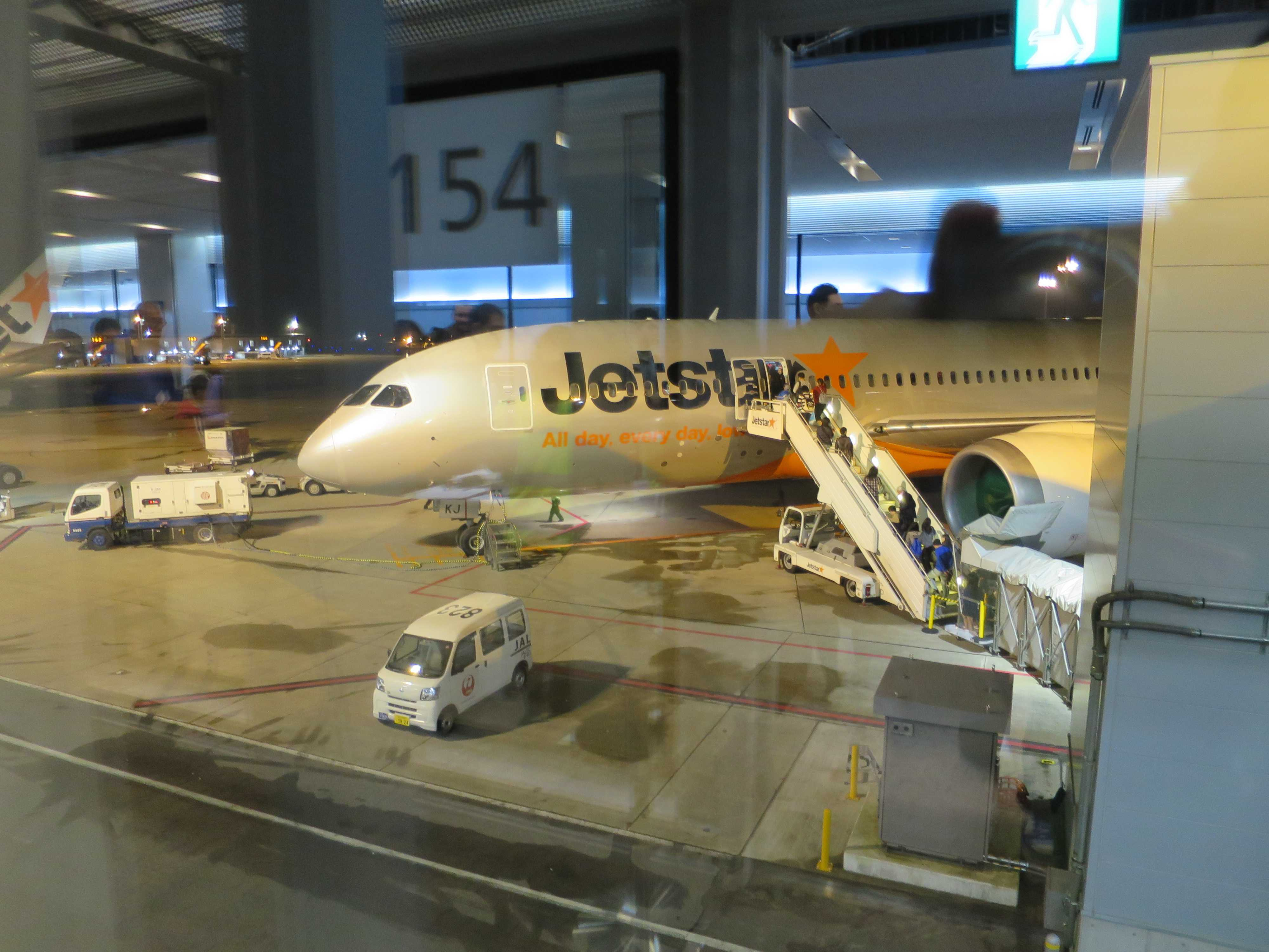 ジェットスター航空 JQ26便