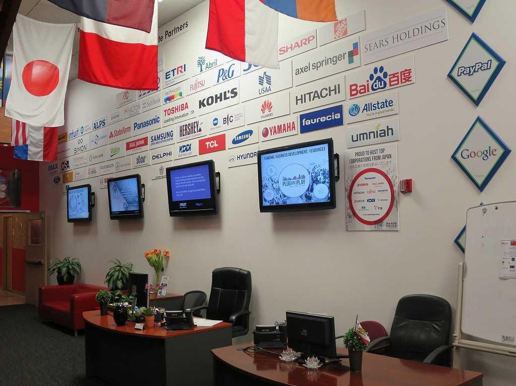 プラグ・アンド・プレイ テックセンター - Corporate Partners