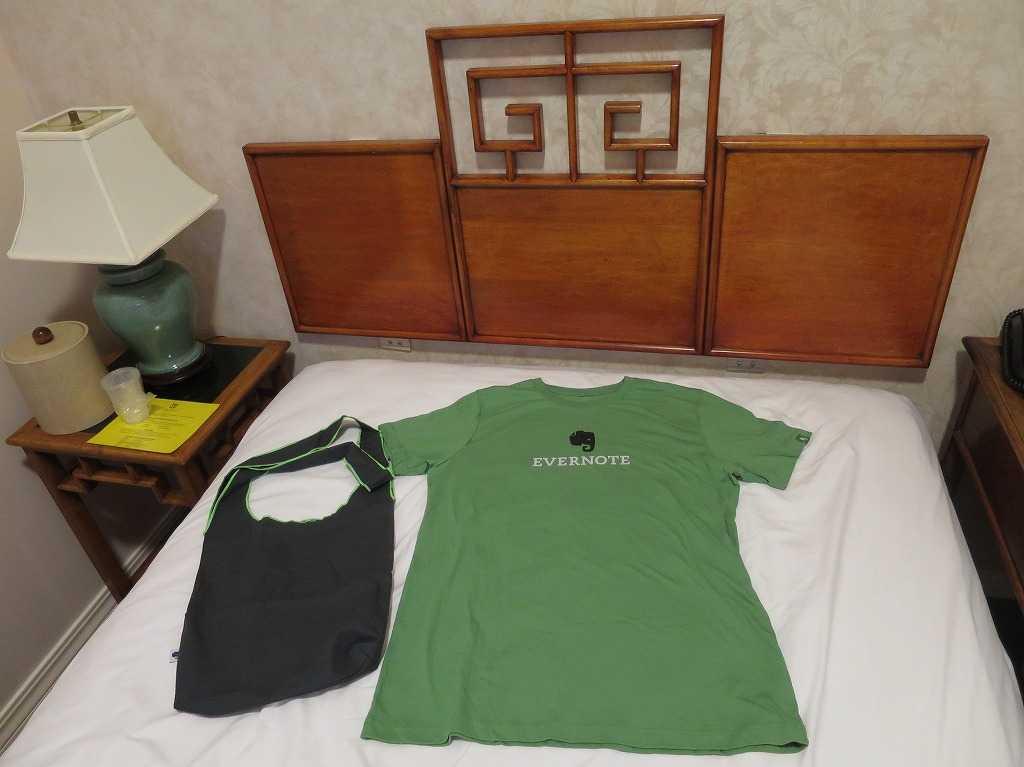 EVERNOTE(エバーノート)のお土産Tシャツ