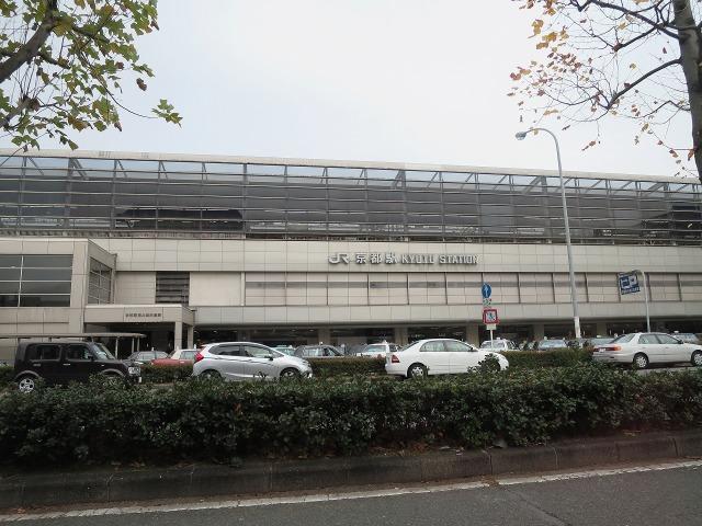 JR京都駅 外観
