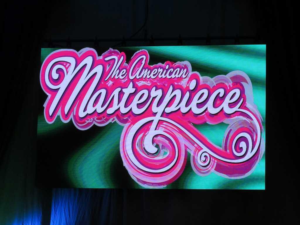 The American Masterpiece(ザ・アメリカン・マスターピース)