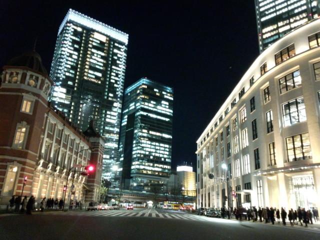 東京駅・丸の内 - Marunouchi, Tokyo