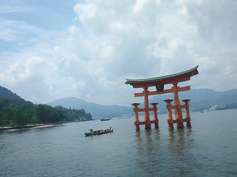 宮島・厳島神社(広島県廿日市市)