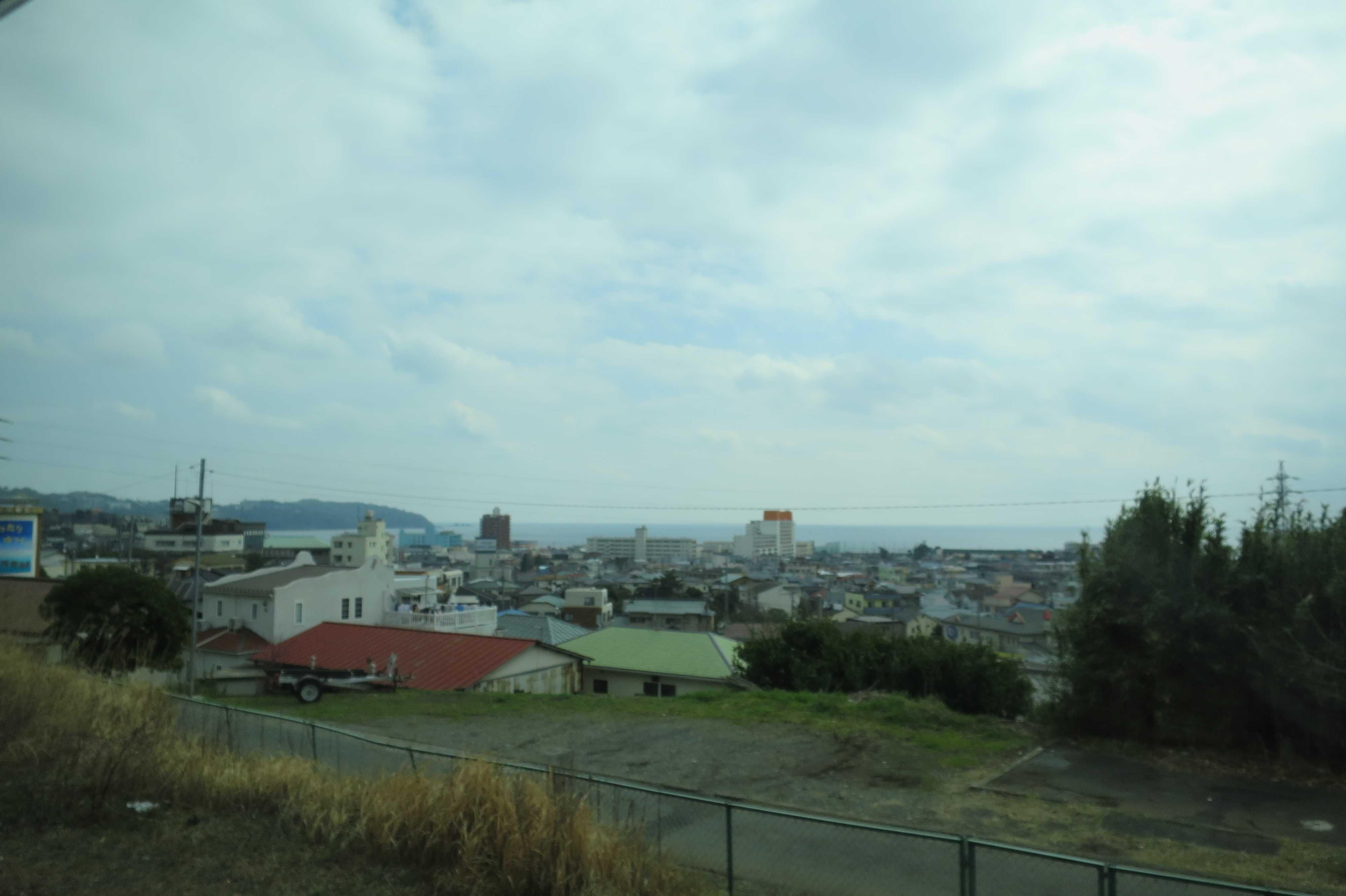 東海道線 - 真鶴半島