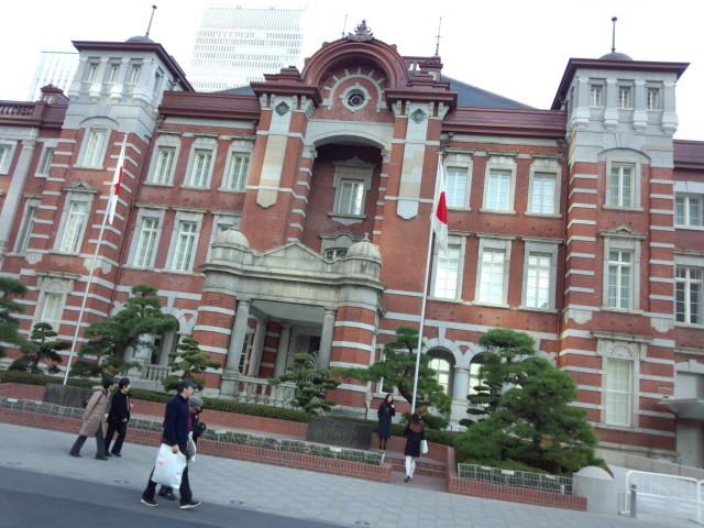 国重要文化財東京駅丸の内駅舎(赤レンガ駅舎) - JR Tokyo Station
