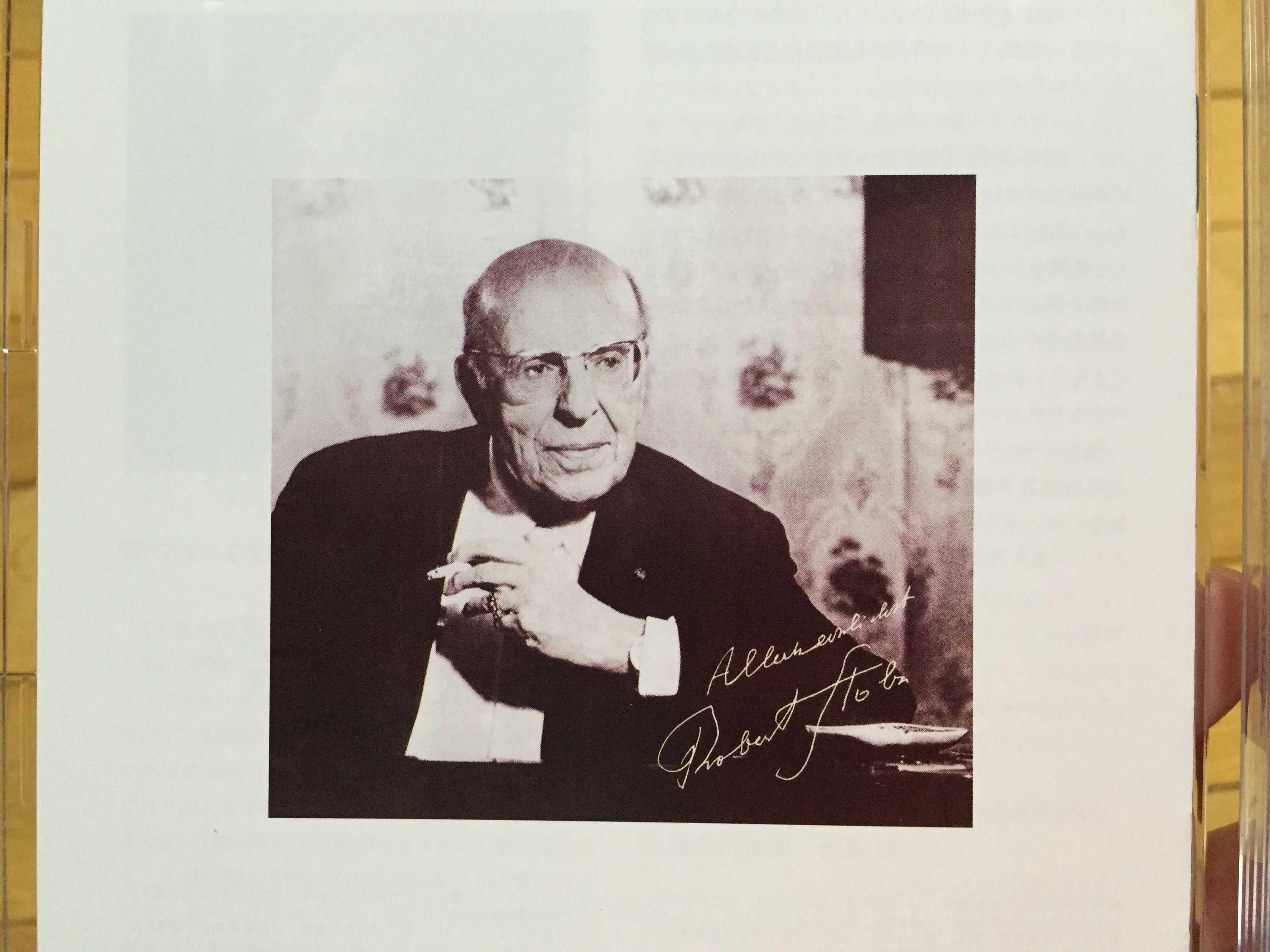 ロベルト・シュトルツ(Robert Stolz)