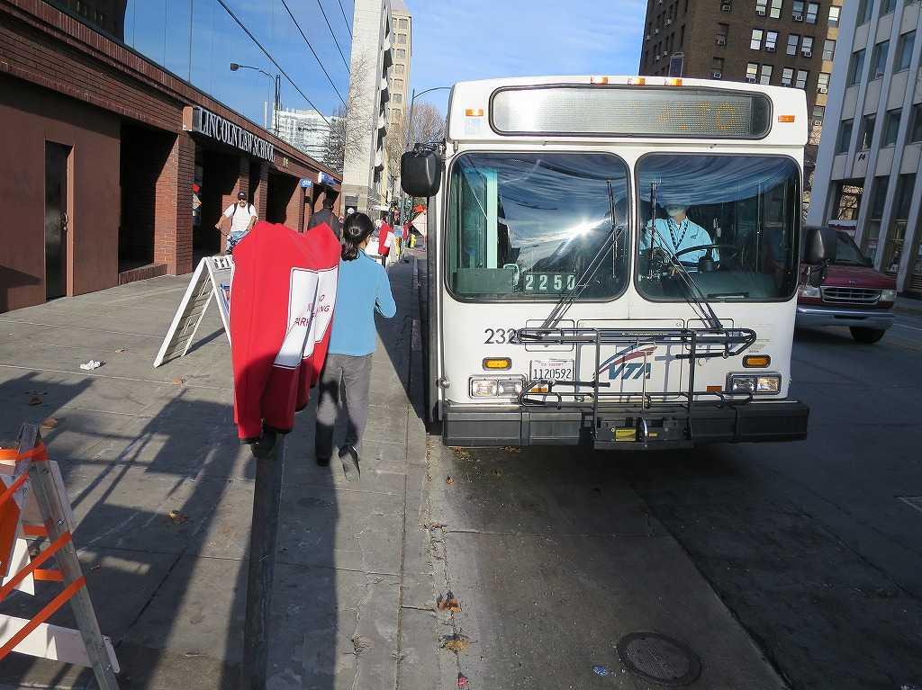 サンノゼ - バス