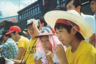 昭和55年(1980年) 8月8日 - 甲子園球場