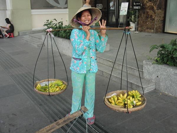 ベトナム・ホーチミン旅行記