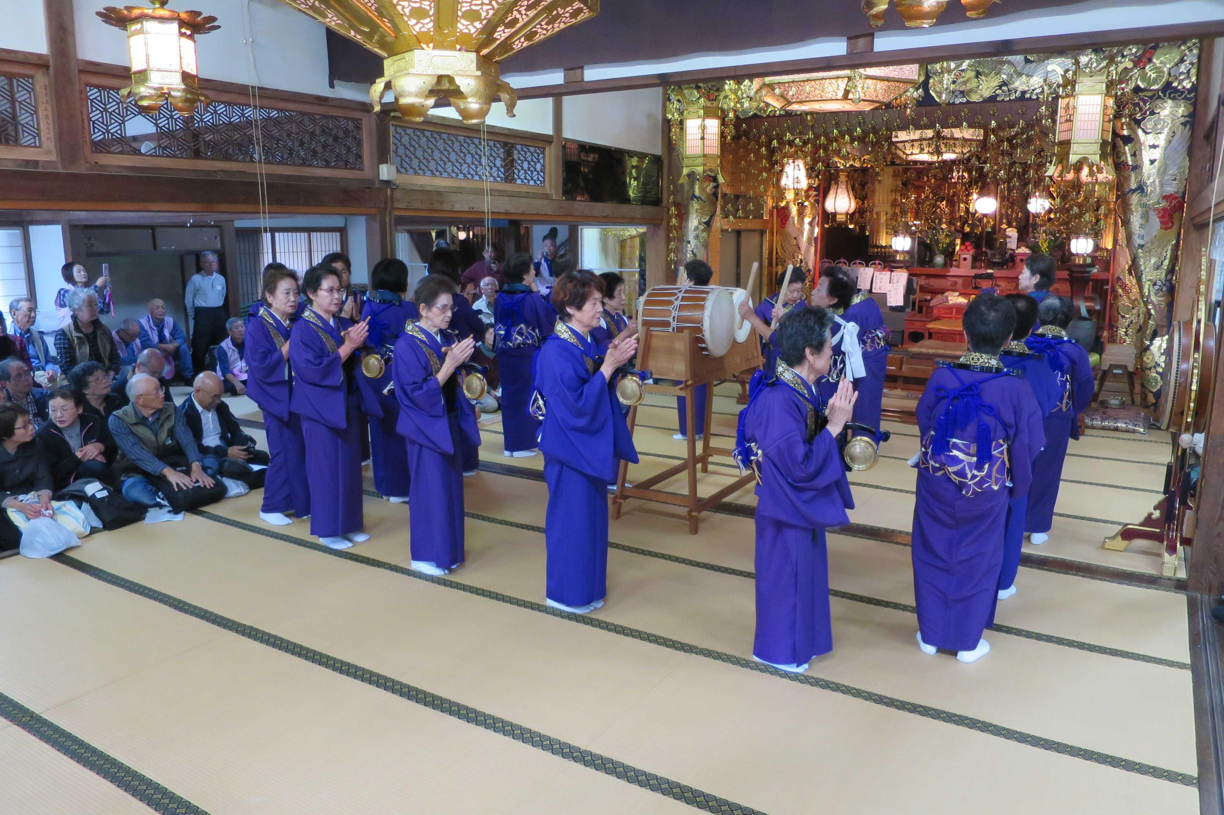 踊り念仏 - 神奈川県 無量光寺
