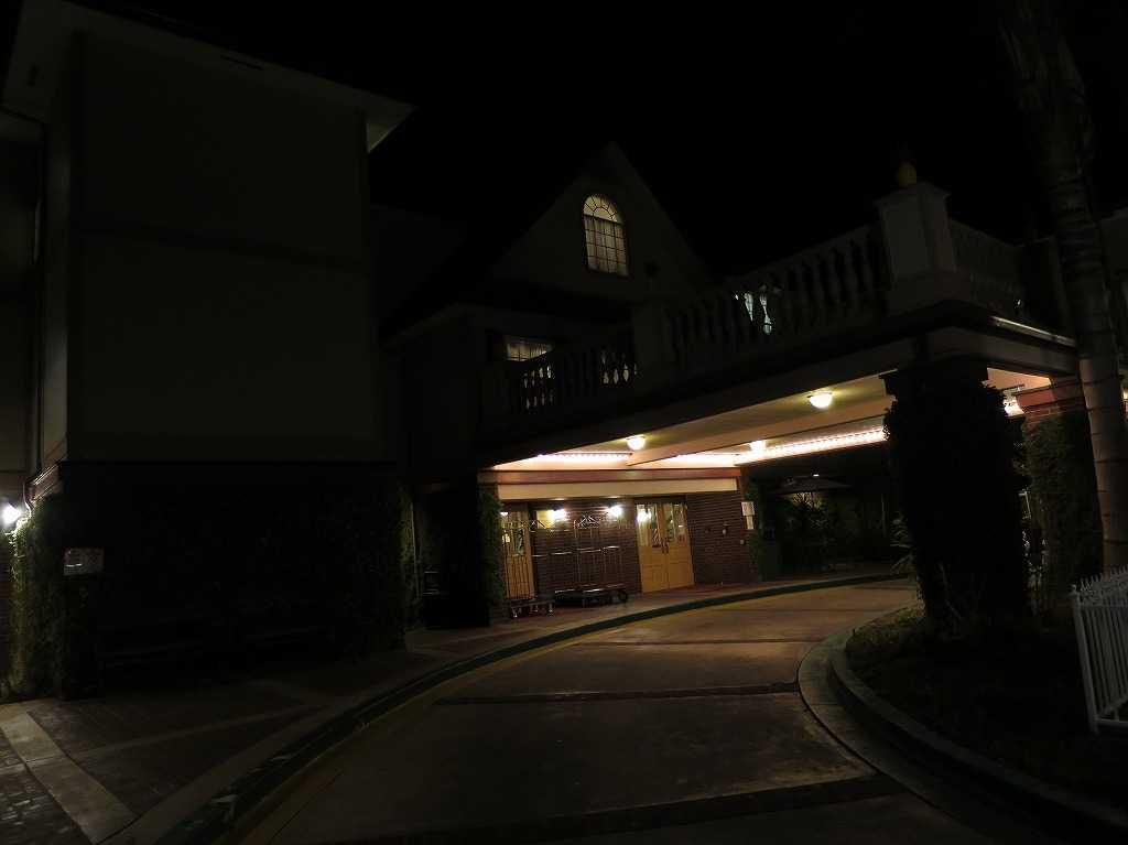 サンノゼ - アリーナホテル(Arena Hotel)の玄関