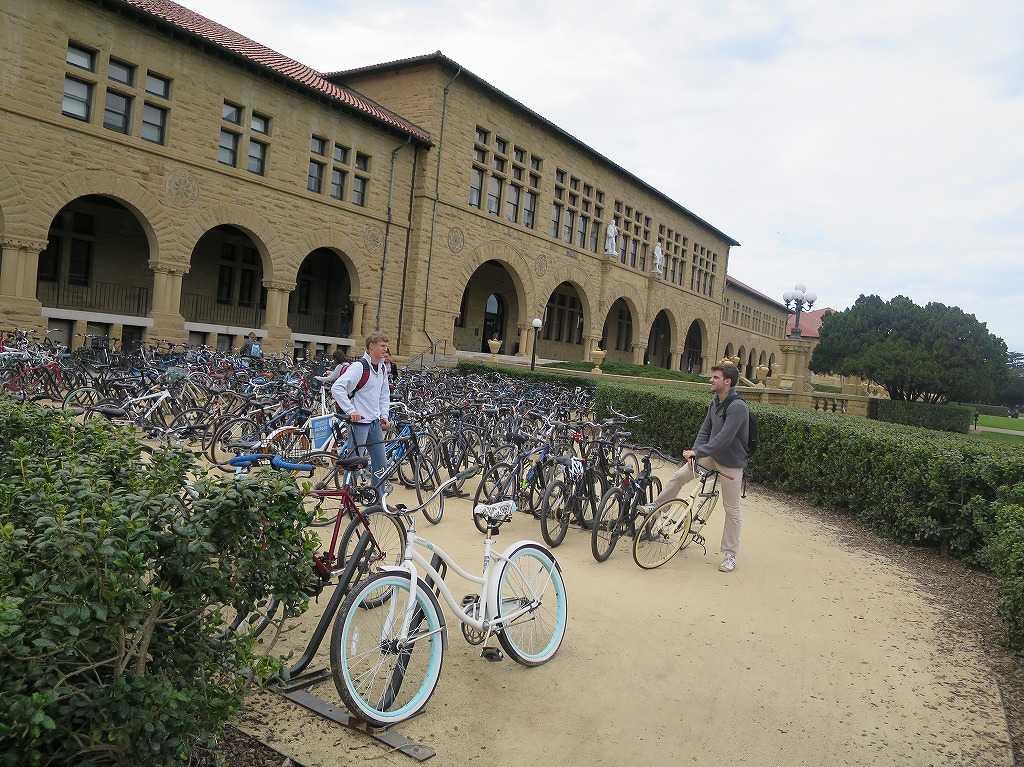スタンフォード大学構内