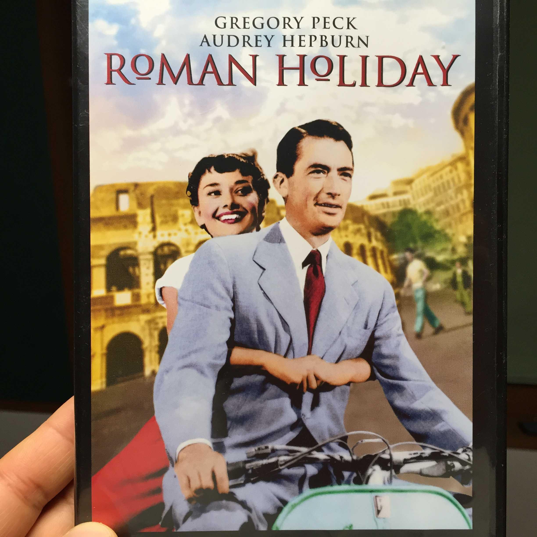 ローマの休日 - オードリー・ヘプバーンとグレゴリー・ペック