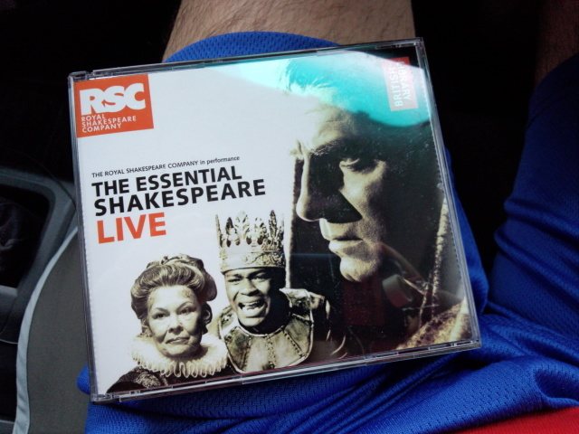 「THE ESSENTIAL SHAKESPEARE LIVE」