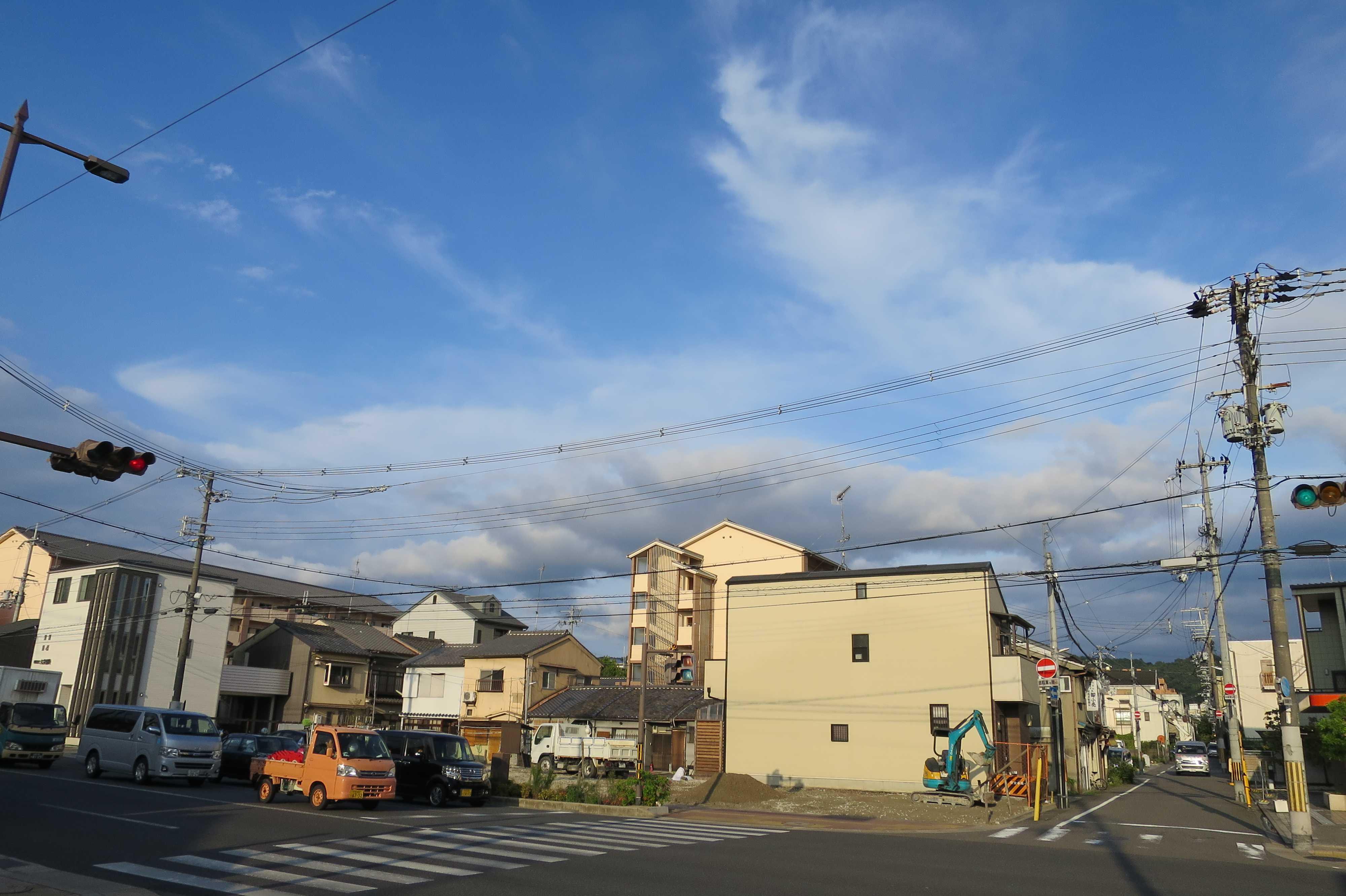 京都・崇仁地区 -
