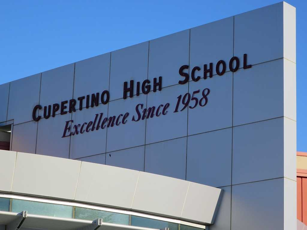 Cupertino High School Excellence Since 1958