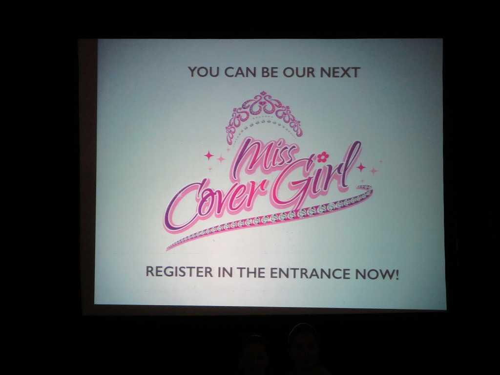 Miss Cover Girl(ミスカバーガール)
