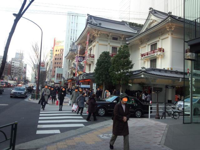 新歌舞伎座(新しい歌舞伎座)