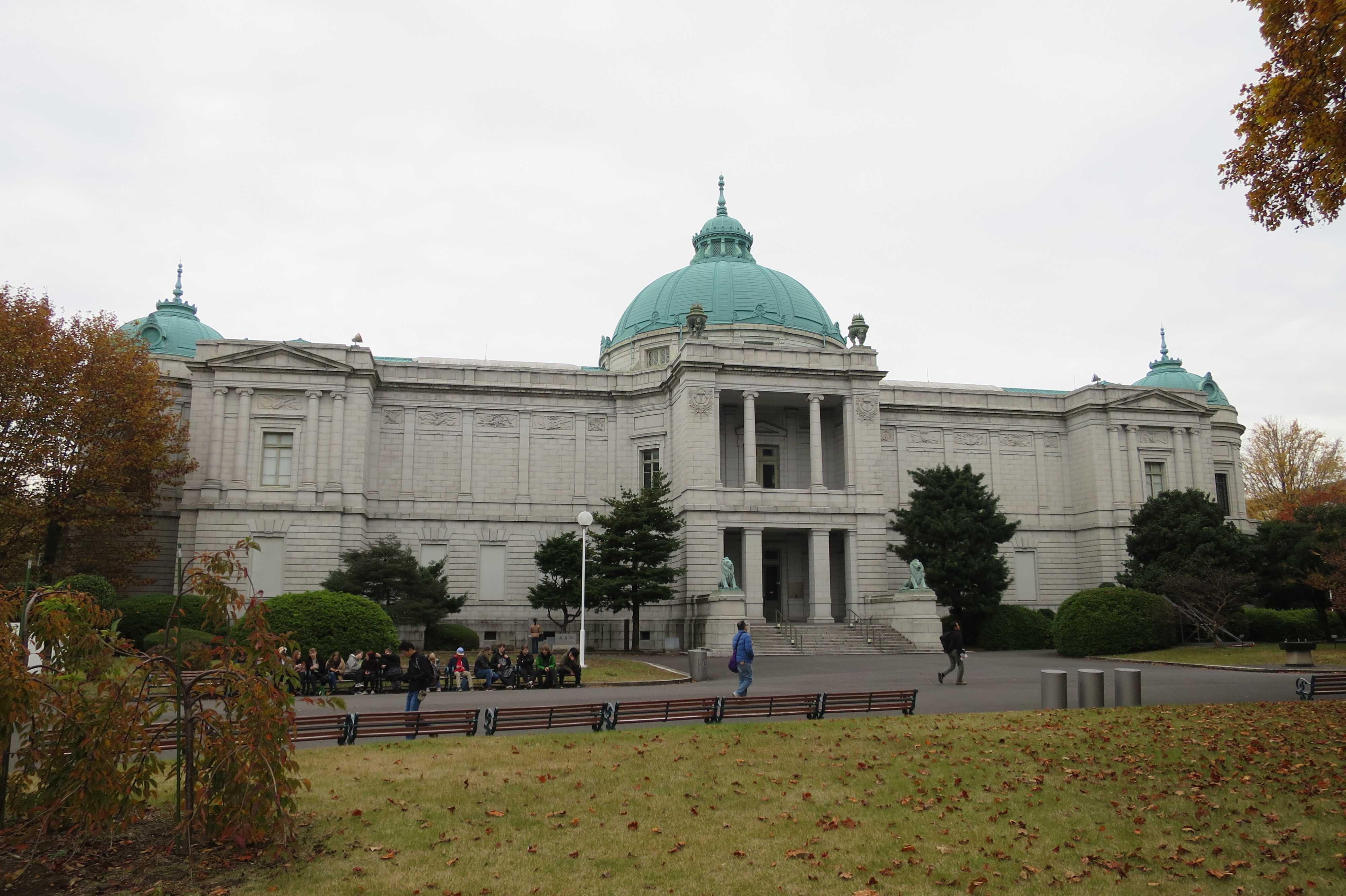 「東京国立博物館 表慶館」の画像検索結果