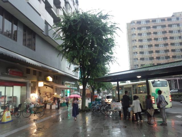 JR西国分寺駅 南口ロータリー