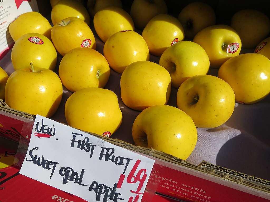 サンフランシスコ - 黄色い林檎(りんご)