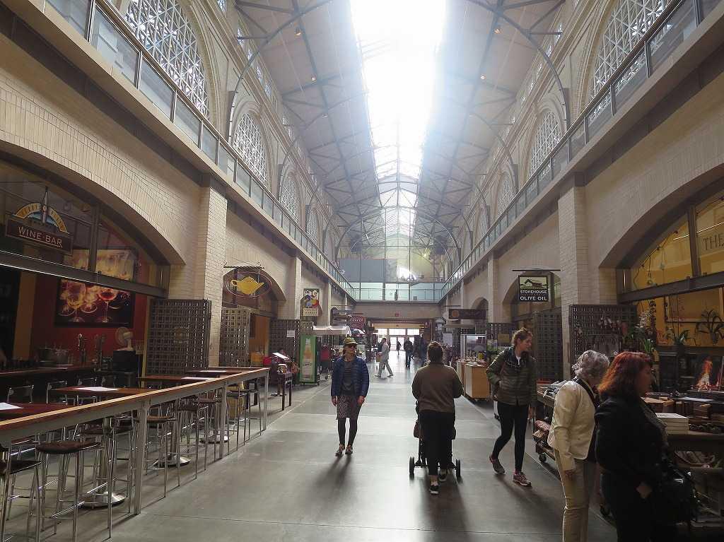 フェリービルディング・マーケットプレイス(Ferry Building Marketplace)