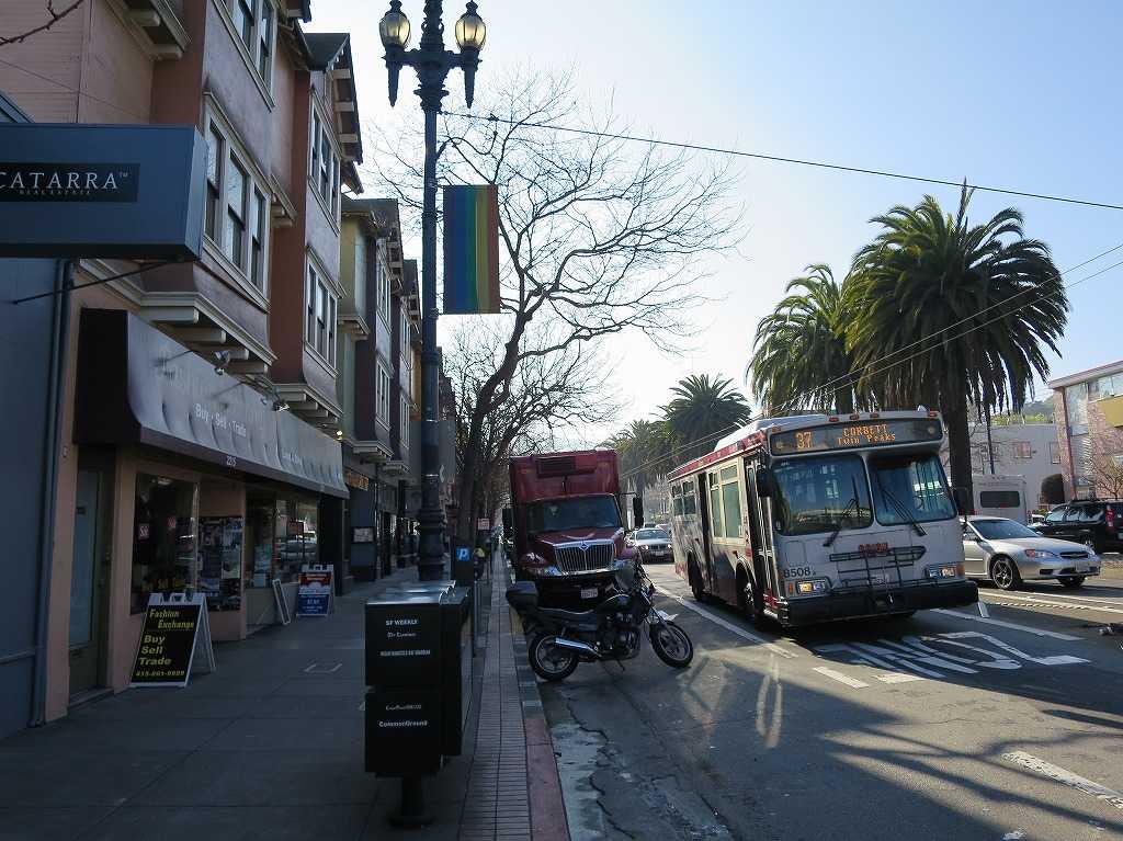 サンフランシスコ - カストロ地区