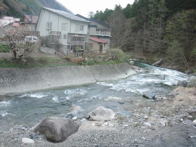 福島県檜枝岐村 - 檜枝岐川