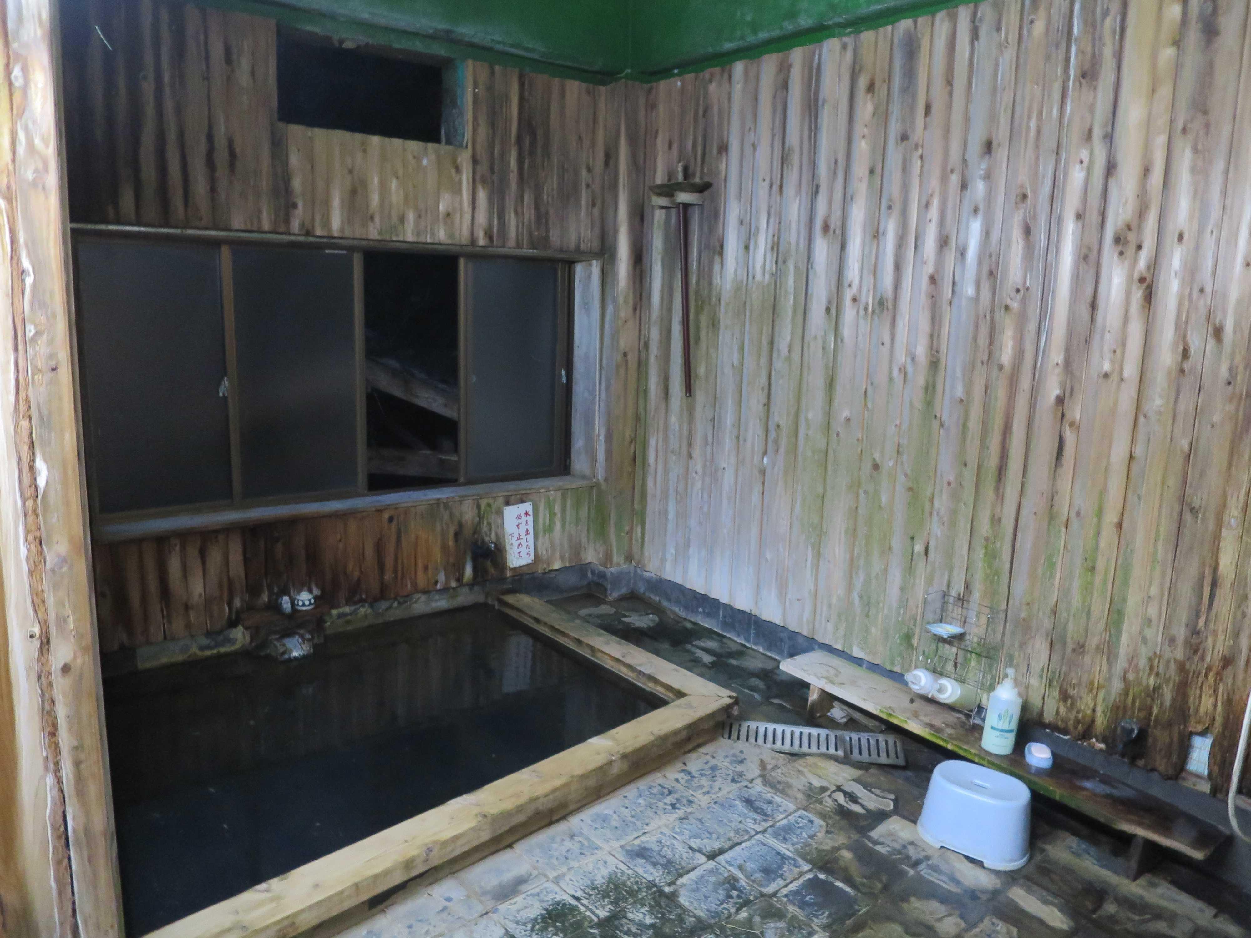 民宿あづまや荘の風呂