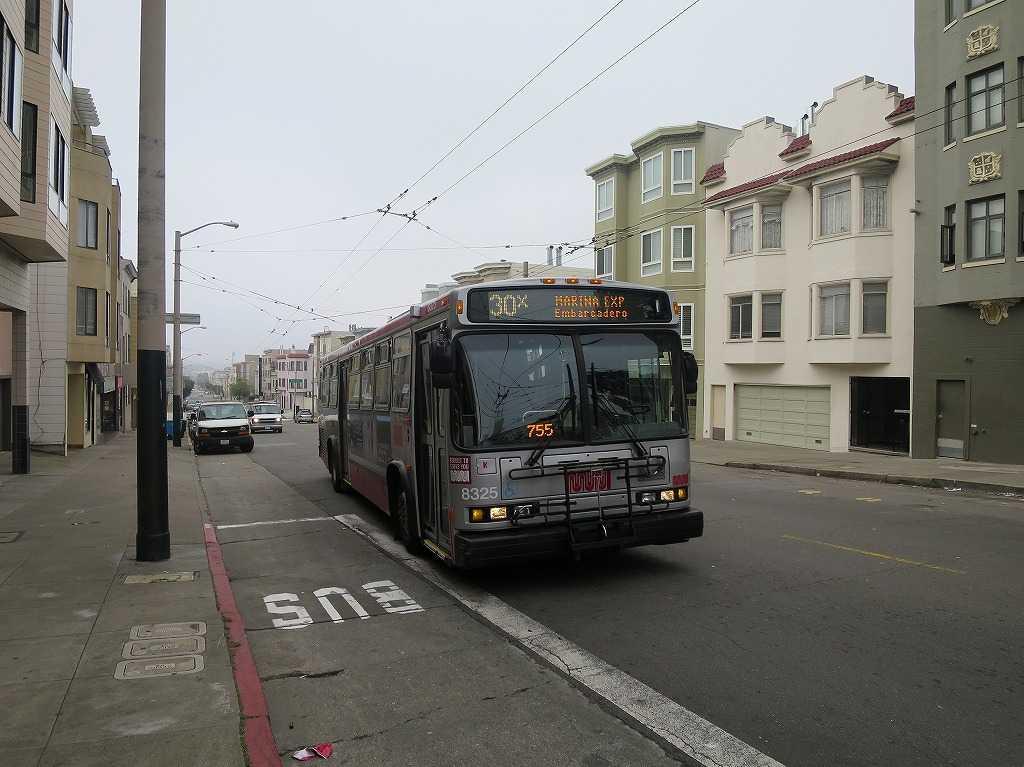 ミニュバス(Muni Bus) 30X