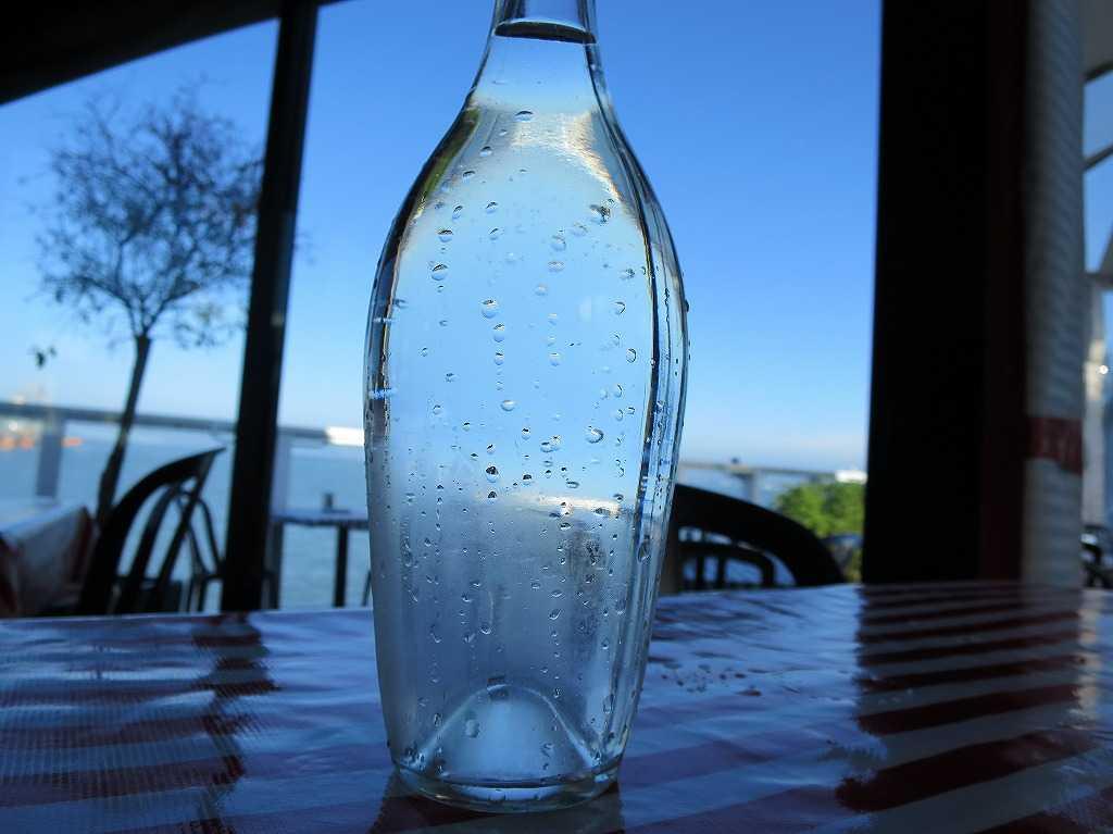 サンフランシスコ - お水のボトル