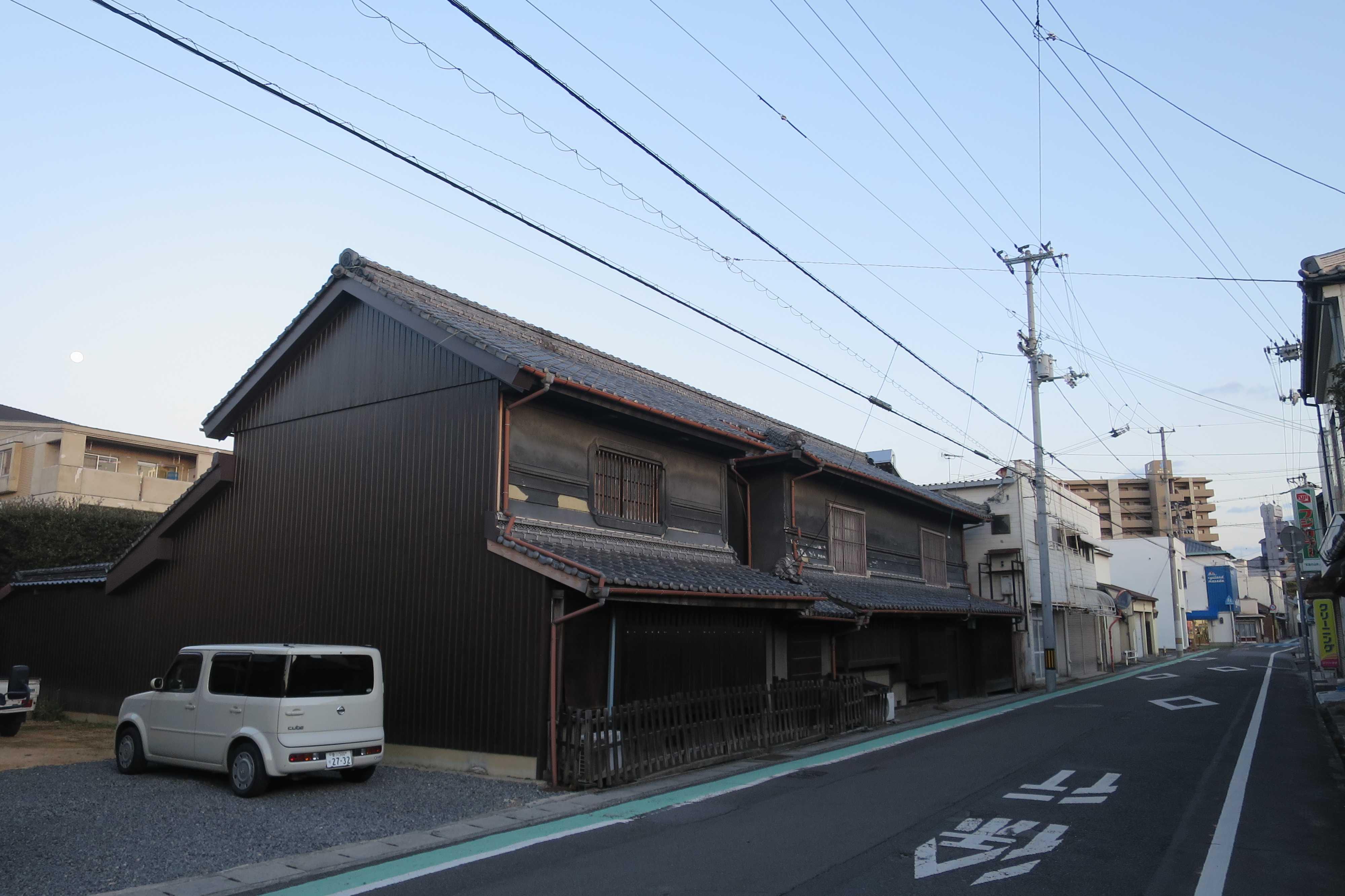 丸亀街道(金毘羅街道)