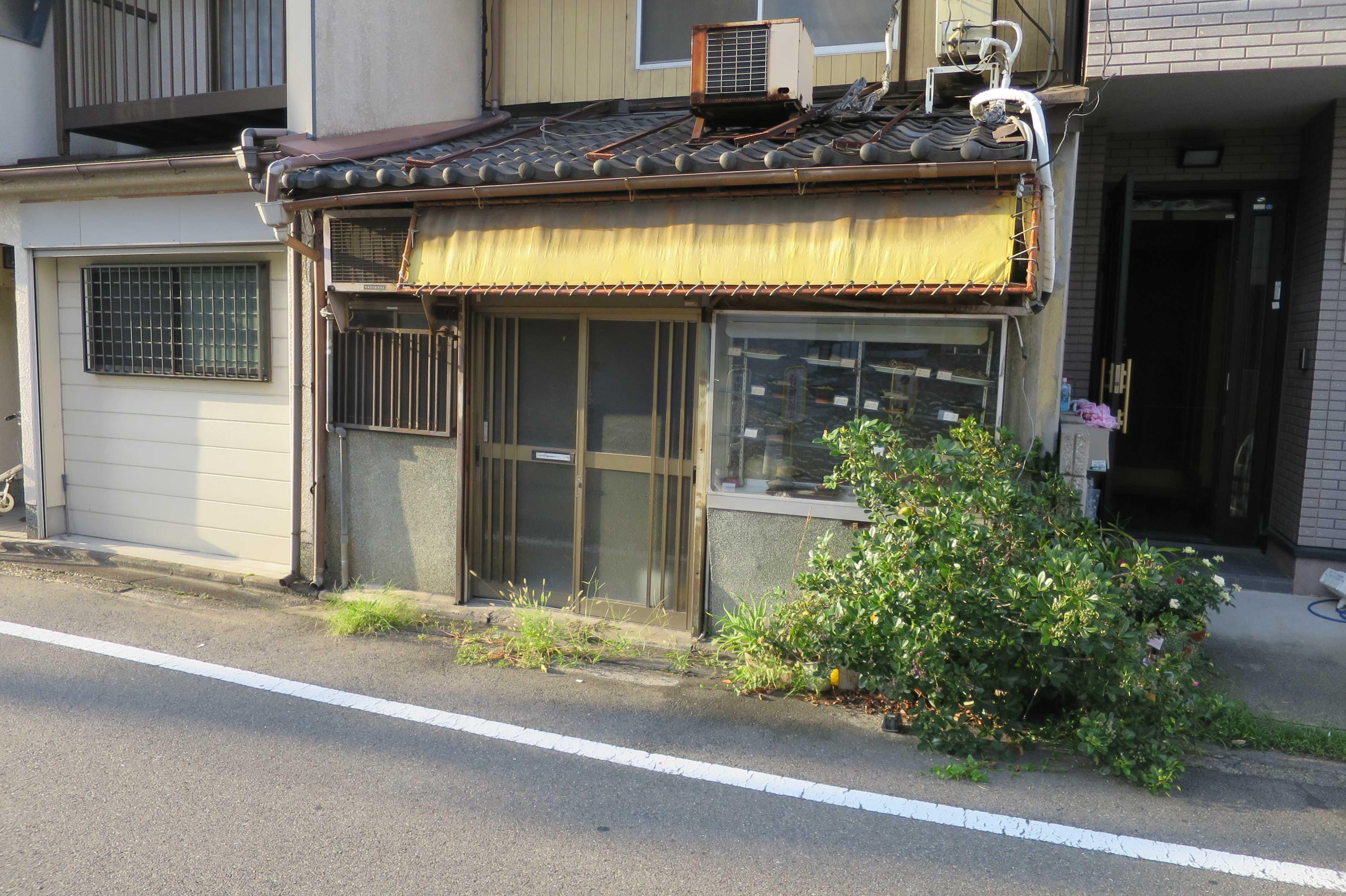 京都・崇仁地区 - 閉店したお店