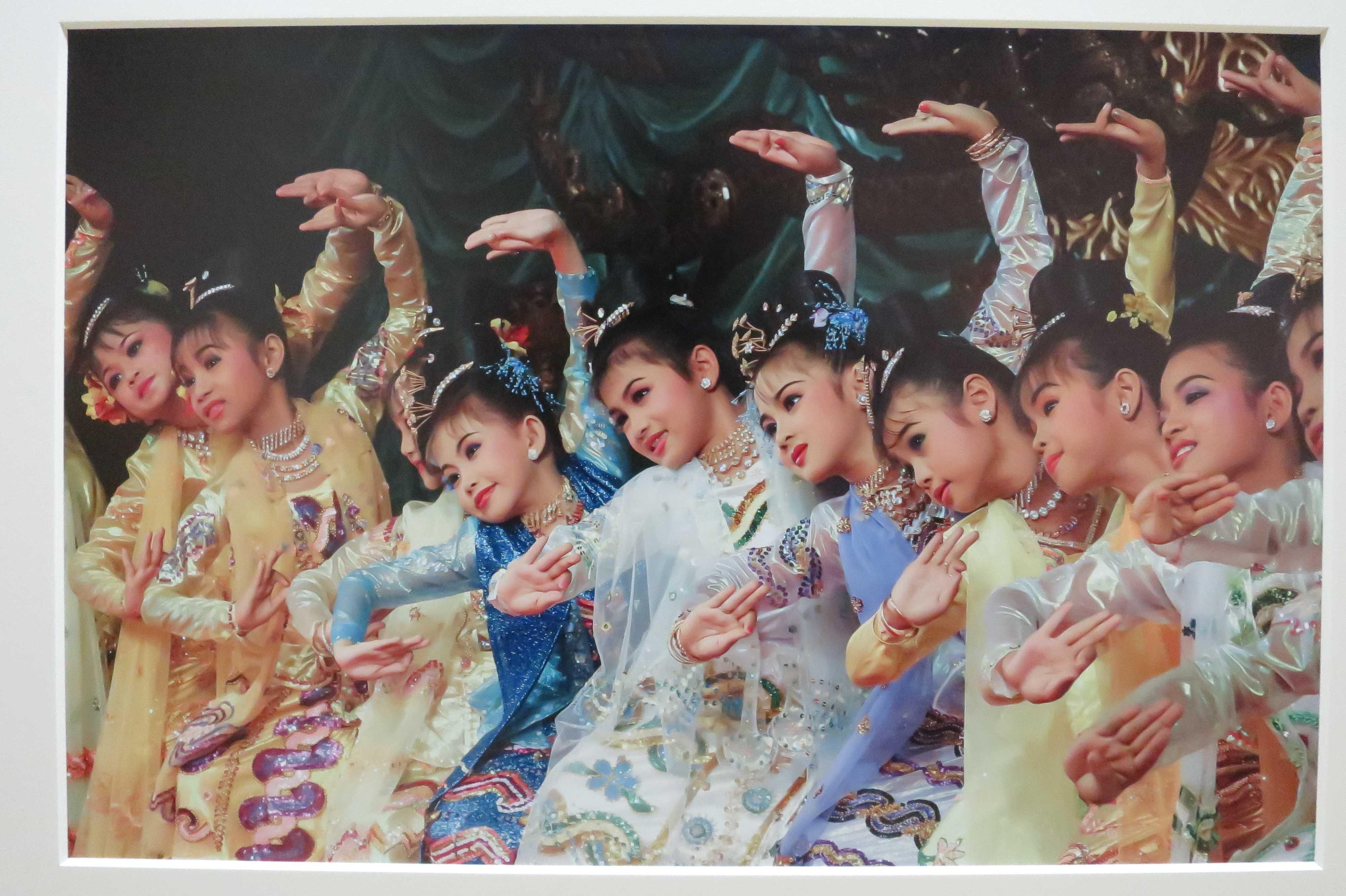 ミャンマー伝統芸能コンクール - 日本・ミャンマー交流写真展