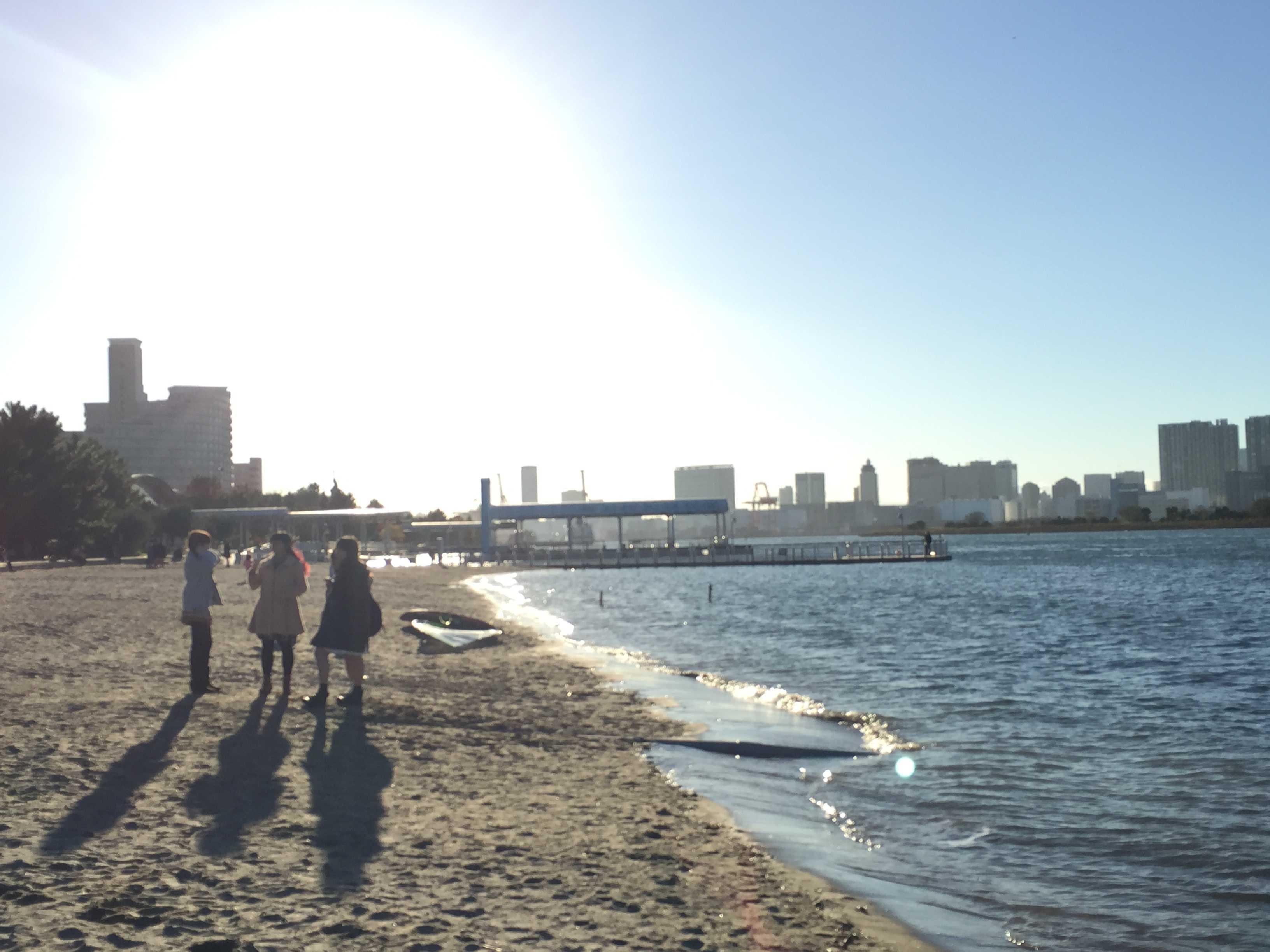 おだいばビーチ