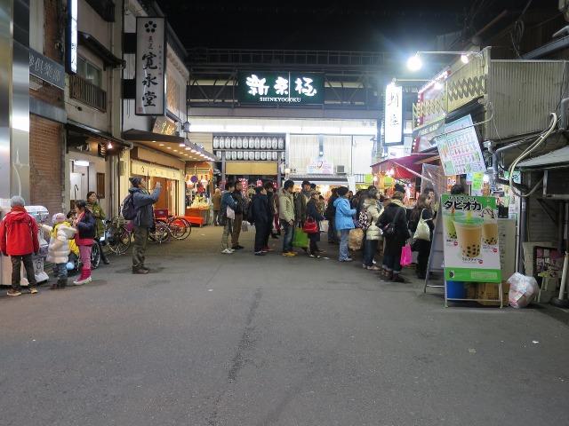 京都・新京極