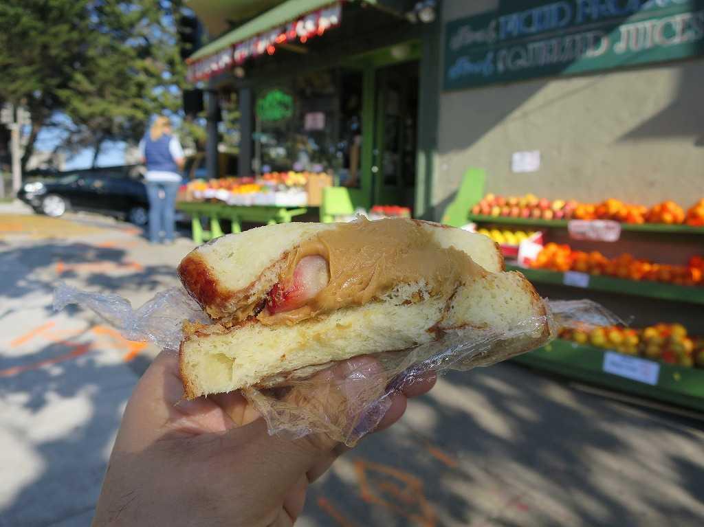 サンフランシスコ - サンドイッチ