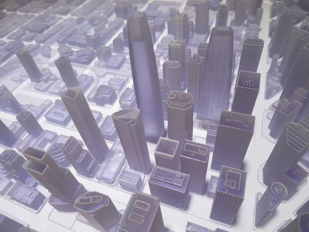 サンフランシスコ - 3Dプリンターを利用した未来都市